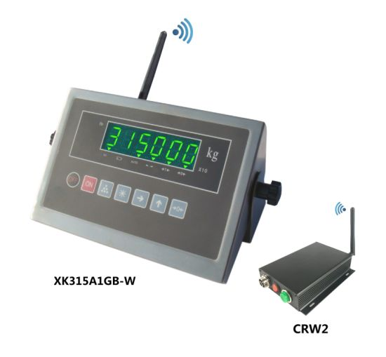 Brans A1rb-WiFi Weighing Indicator for Wireless Displayer of Weighing Scale