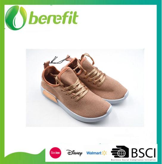 China Wholesale Custom Socks Sports Shoe for Women