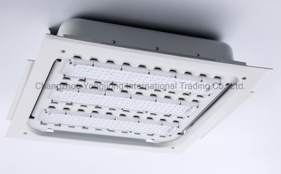 High Lumen LED Recessed Mount Canopy Light/Lamp for Gas Station Petrol Station Garage pictures & photos