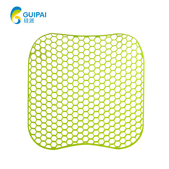 Breathable Silicone Car Seat Cushion