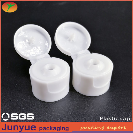 20mm Cosmetic Body Care Cream Bottle Lid Flip Top Cap pictures & photos