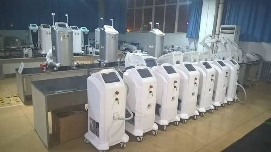 2017 Beijing Sincoheren Company 808nm 810nm Diode Laser Hair Removal Machine pictures & photos