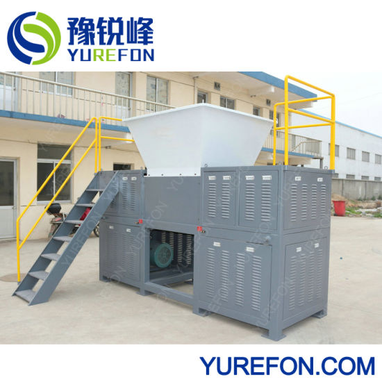 Large Waste PE PVC Pipes Shredder Machine From China Factory pictures & photos