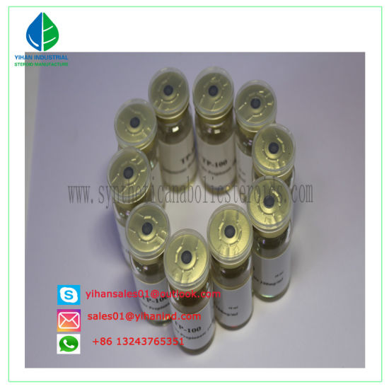 Semi-Finished Finished Recipe Anabolic Injectable Oil Liquid Steroid  100mg/Ml