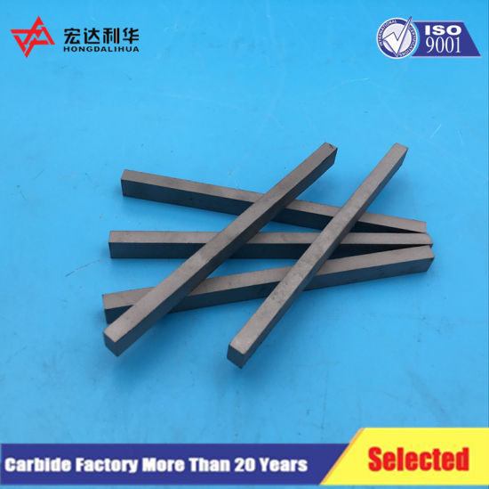 Tungsten Carbide Workblanks Bars in Zhuzhou pictures & photos