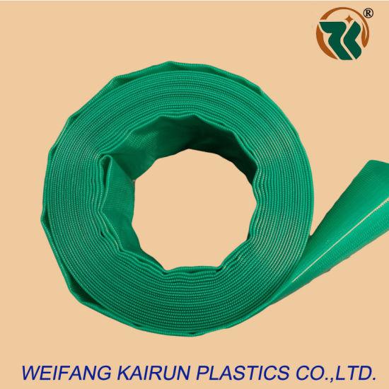 3inch 4bar PVC Layflat Hose Hight Quality 8bar PVC Layflat Hose