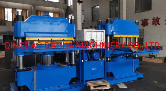 Rubber Press Molding Machine for Electrical Rubber Products