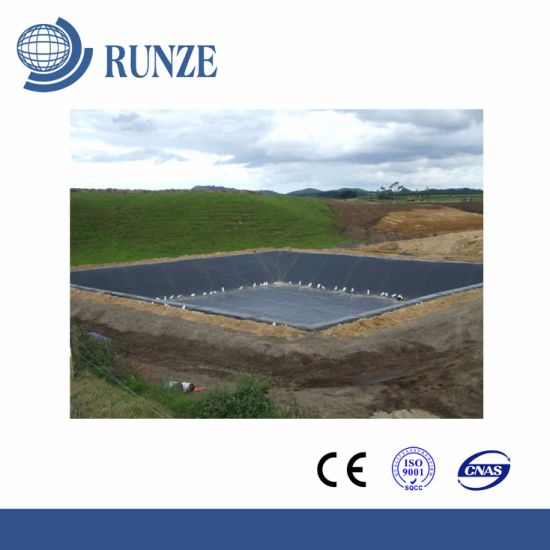 HDPE Geomembrane Pond Liner pictures & photos