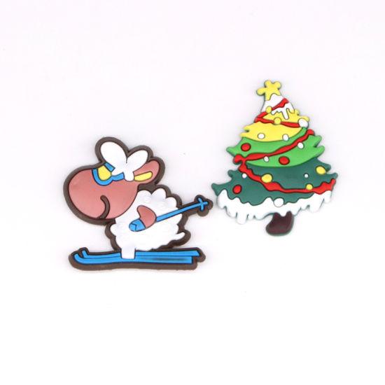 China Custom 3D Soft Fridge Magnetic, PVC Fridge Magnet, Fridge ...
