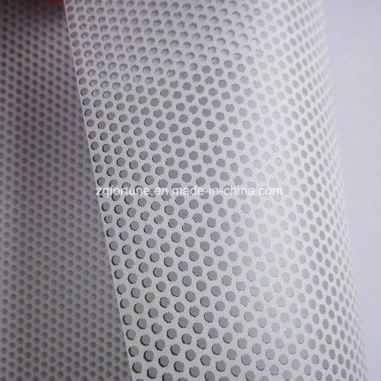 China Glossy Surface Micro Perforated Vinyl Window Film