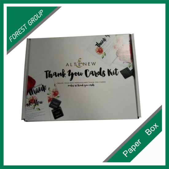 High Quality Paperboard Box with Cmyk Printing pictures & photos