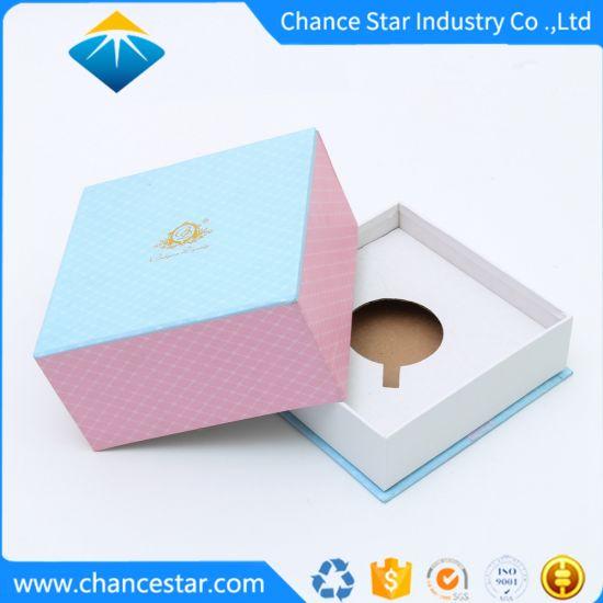 Custom Packaging Paper Cardboard Perfume Gift Craft Box