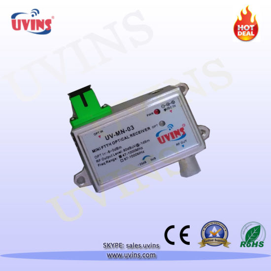 FTTH Micro Node/ CATV Fiber Optical Node Receiver