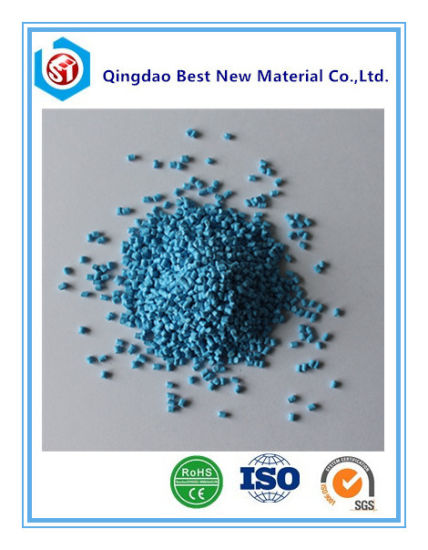 High Quality Blue Color Masterbatch for Injection Molding Plastic Products pictures & photos