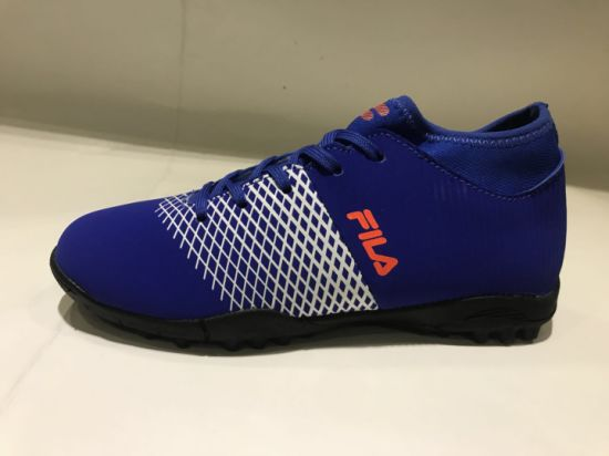China New Design Indoor Soccer Shoes