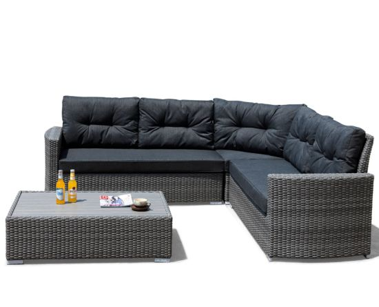 Modern Garden Patio Leisure Home Office Hotel Lounge Rattan Outdoor Furniture (J546-POL) pictures & photos
