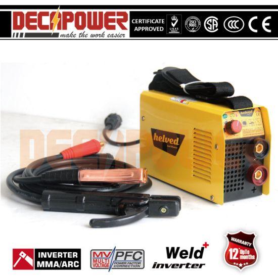 Welding Machine 20-120A Inverter Welder Electrode Welding Equipment 1-2.5mm Inverter MMA Welder IGBT Portable Welding Machine Welding Equipment