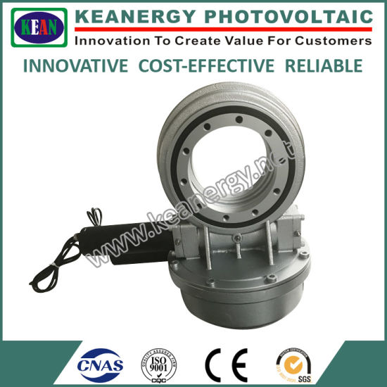 "Keanergy 7""Slew Drive with Gear Box pictures & photos"