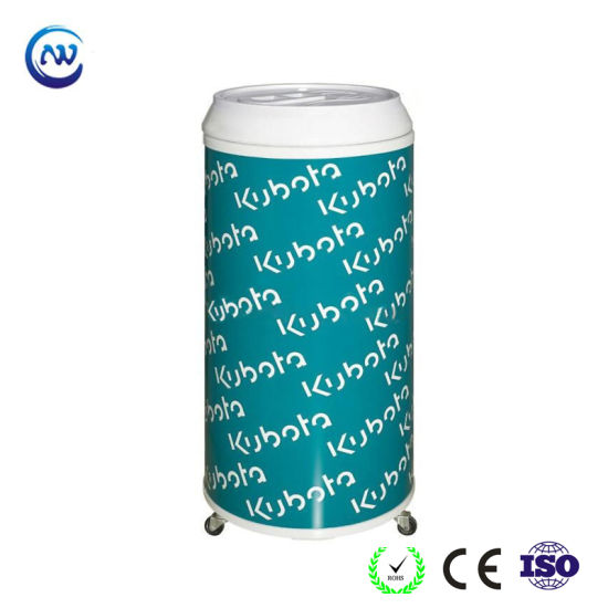 Factory Wholesale Round Eco-Friendly Barrel Electric Beverage Drink Cooler (BC-50D)