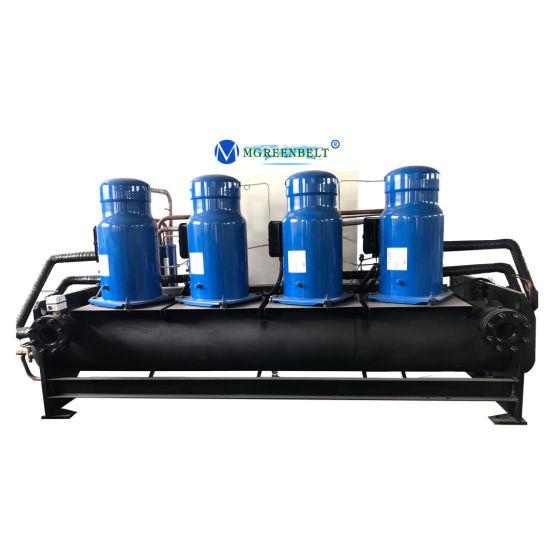 Water Cooled Copeland/Danfoss/Panasonic Brand Compressor Industrial Chiller