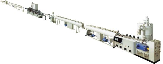 PP-R Plastic Aluminum Stable Pipe Production Line pictures & photos