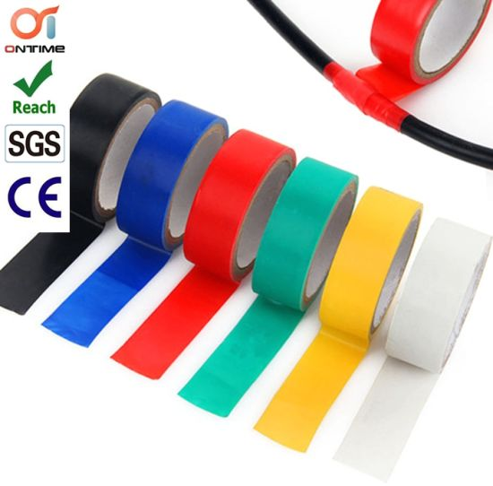PVC Electrical Tape Super Grade pictures & photos