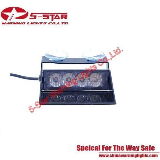 Low Profile LED Dash/Deck Emergency Vehicle Warning Light