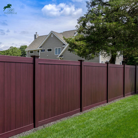 China Solid Pvc Privacy Fence China Pvc Fence Privacy Fence