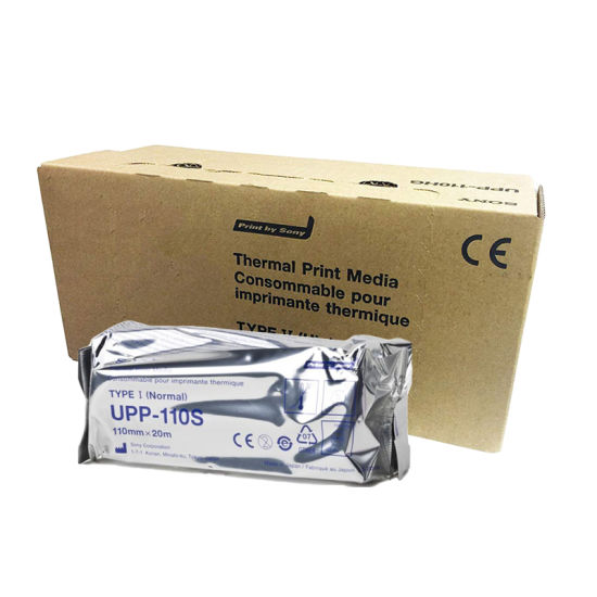 Ultrasound Upp 110s Paper USG Thermal Paper for Sony Video Printer