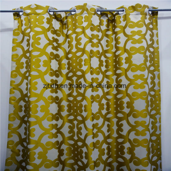Manufactured in China Window Curtain Turkish Curtains for Living Room