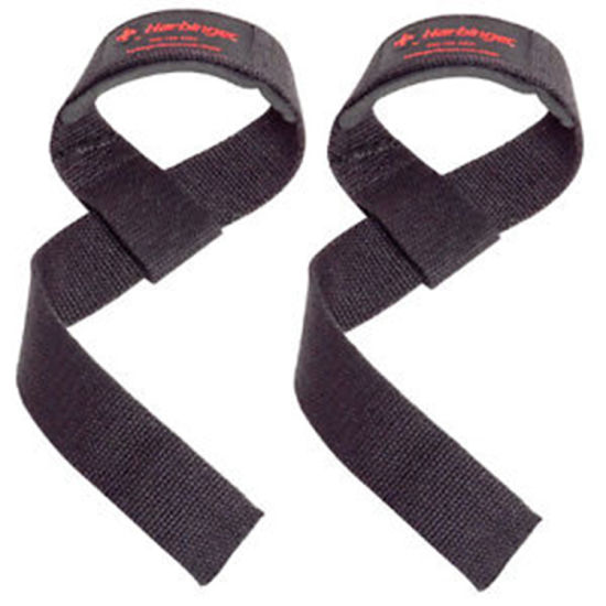 Weight Lifting Wrist Straps Power Training Hand Wrist Bar Support