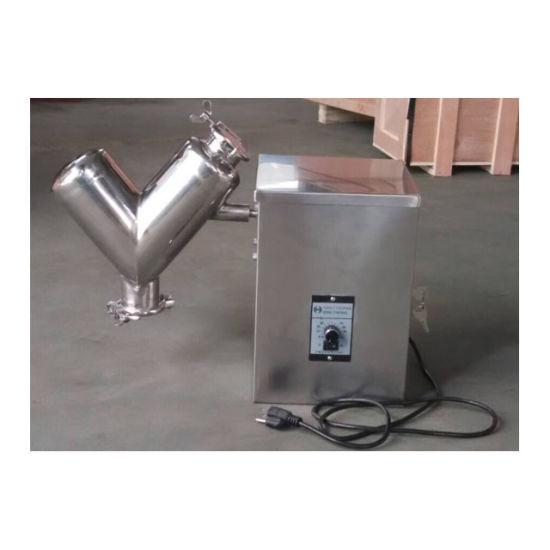 V Type Pharmacetical Machine Powder Mixer