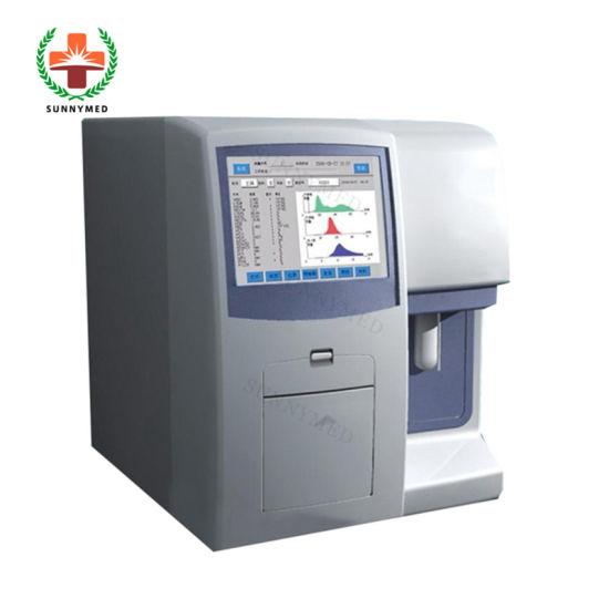 Sy-B004 Hematology Blood Cell Analyzer Auto Cbc Blood Testing Machine