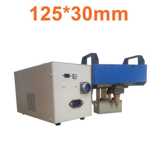 Portable DOT Peen Marking Machine Pneumatic Marking Machine Truck Marking Machine 125*30mm Support Windows XP Win 7
