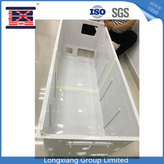 Plastic Injection Mould for Electronic Case / Electrical Boxes Enclosure Mold Plastic Part pictures & photos
