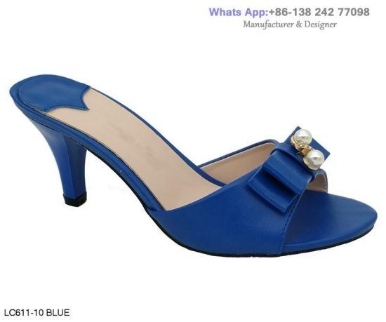 ed24b1201c China Women Fashion Dress Heels Butterfly High Heel Sandals Summer ...