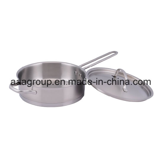 AAA Group 5PCS Set Stainless Steel Kitchen Ware Set With Saucepan