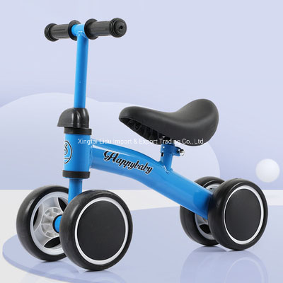 Wholesale Top Quality Steel Frame Kids Balance Bike Children Balance Bike Wheels
