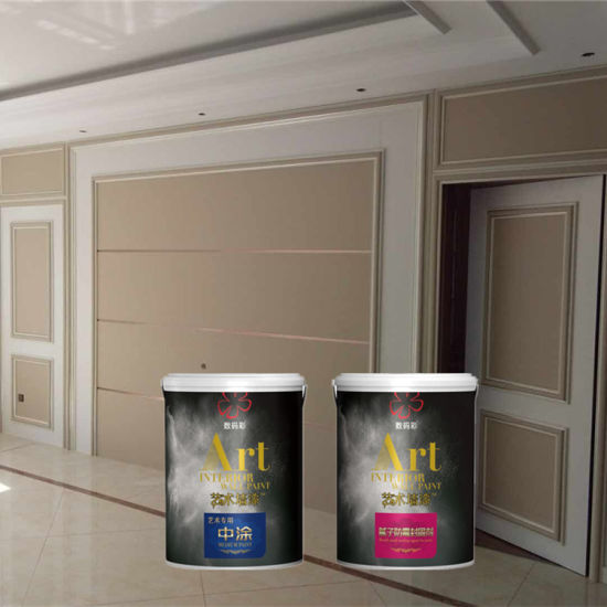 Metallic Texture Paint Price Interior Art Wall Coating