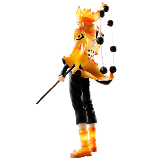 Hot Japanese Famous Cartoon Character Naruto Action Figure Anime PVC Figure  18cm