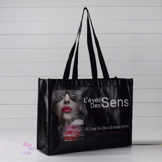 Ecological Promotional Laundry Non Woven Bag pictures & photos