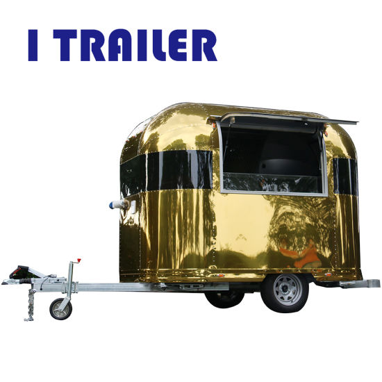Mobile Catering High Quality Food Trailer