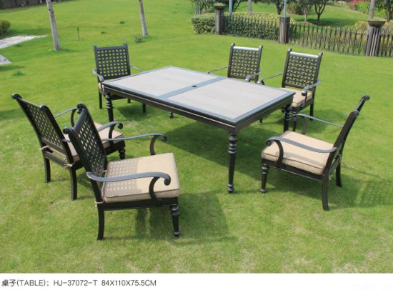 Patio Cast Aluminum Furniture Backyard Furniture Outdoor Furniture