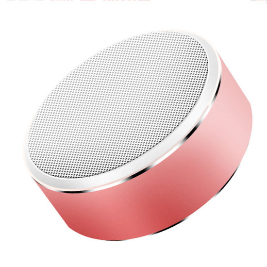 A8 Mini Portable Wireless Metal Shell Bt4.2 Stereo Bluetooth Speaker pictures & photos