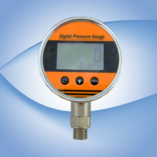 Good Quality Reasonable Price Digital Hydraulic Pressure Gauge pictures & photos