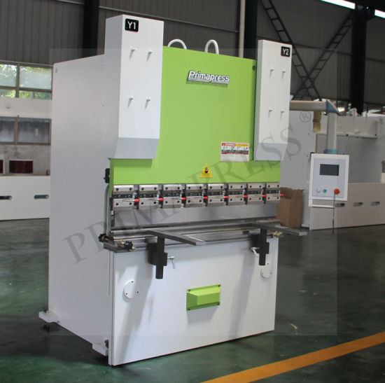 China Prima CNC Press Brake, Press Break Machine, Hydraulic