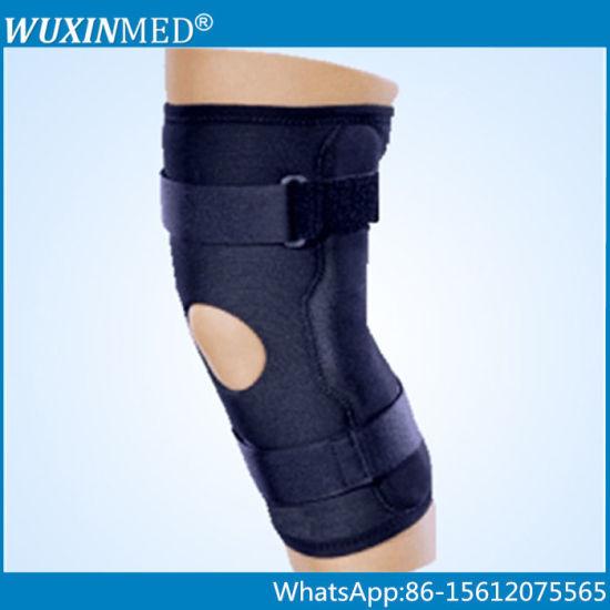 46edeaa3fd China Adjustable Osteoarthritis SBR Post-Op Knee Brace - China ...