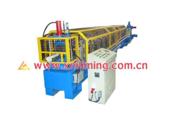 Xiamen Liming Customized Half Round Gutter Roll Forming Machine
