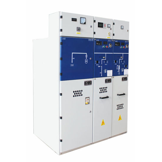 China Supplier SF6 Gas Insulated Switchgear 33kV Outdoor Power Distritribution Equipment