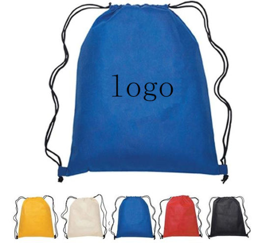 Custom Embroidered Cinch Bag Drawstring Zip-it Cinch pack---FREE NAME